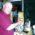 Pop, near 80 years old, still making magic