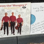 A Kingston Trio memento