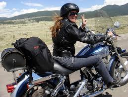 Linda motorcycle