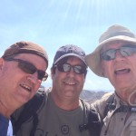 3 hikers