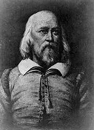 The very serious William Brewster