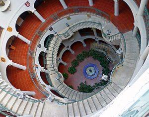 MI Stairwell