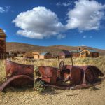 The Bodie Car Show