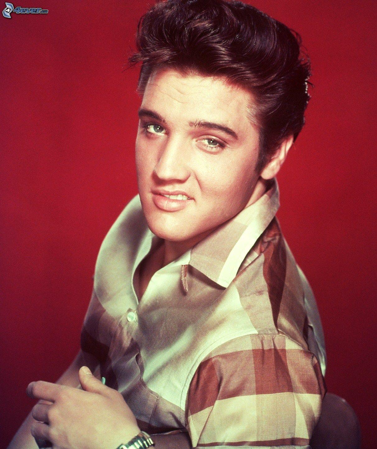 Elvis Presley From A Birds Eye View
